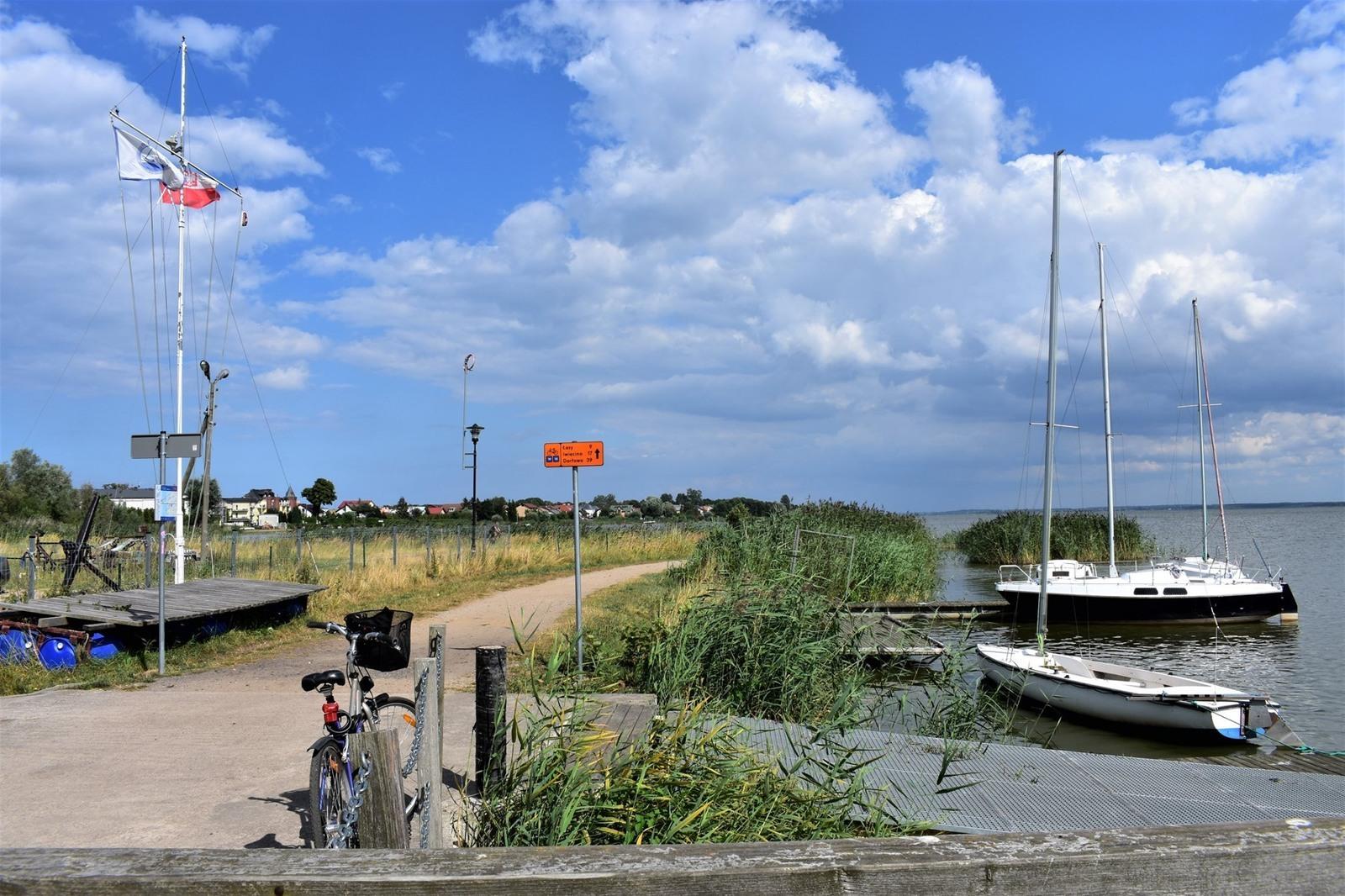 Jedna z najlepszych tras rowerowych - Velo Baltica